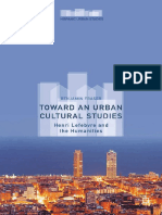 (Hispanic Urban Studies) Benjamin Fraser (Auth.) - Toward an Urban Cultural Studies_ Henri Lefebvre and the Humanities-Palgrave Macmillan US (2015)
