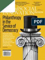 Stanford Social Innovation Report (2019 Winter)