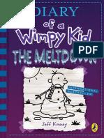 (Diary of a Wimpy Kid 13) Jeff Kinney - The Meltdown.epub