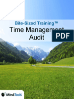 BiteSizedTraining-TimeManagementAudit