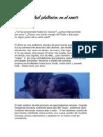 Intensidad en El Amor y Plutón - Astrología Humanista - Laura Camacho