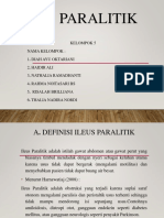 Kelompok 5 Ileus Paralitik