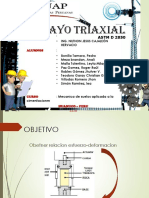 Ensayo Triaxial Exp