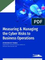 Tenable cyberrisk report - 2018