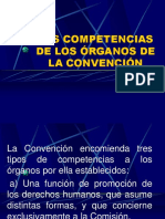 11.- LAS COMPETENCIAS DE LOS ÓRGANOS DE LA CONVENCIÓN.ppt