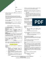Special Proceedings Rem Law