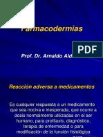 Farmacodermias 2016