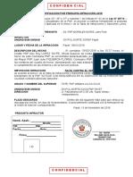 Infraccion Leve Contr La Disciplina Ley 30714