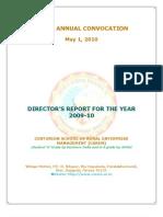 Directors Report 2009 10