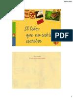 EL LEÓN QUE NO SABÍA ESCRIBIR.pdf