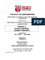 Short Report Flow Process