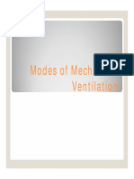 Mechanical Ventilation Therapy