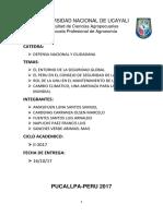 Biologia General Clase 1