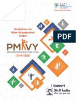 State Engagement Guidelines - PMKVY