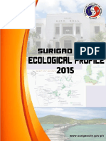 Surigao City Ecologoical Profile 2015_0