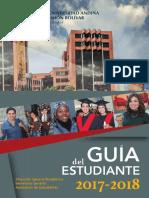 Guia de Estudiante 2017 2018