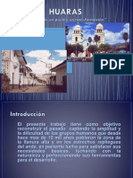 HUARAZ prehispanica