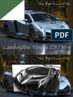 Iván  Rafael Hernández Dalas - Lamborghini Veneno LP 750-4