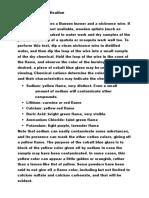 Methods of Identification for Forensics