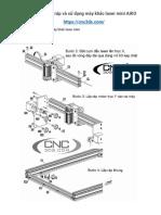 CNC3DS Huong Dan Rap Va Su Dung May Khac Laser Mini