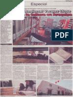 Biblioteca Regional Vargas Llosa, símbolo de la cultura en Arequipa