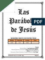Parábola de Jesús # 04 - Remiendo Nuevo en Vestido Viejo