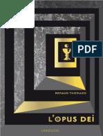 Thomazo, Renaud - L'Opus Dei ( Le Toto Invisible - GT)