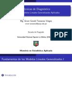 Modelos Lineales Generalizados Cap 1.2