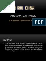 CA Thyroid