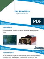 1-PSICROMETRIA