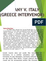 GERMANY V. ITALY.pptx