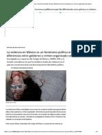 la violencia en mexico.docx