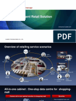 Huawei Intelligent Retail Solution for 2013 GUA