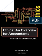 Ethics an Overview for Accountants