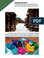 History of Kanchipuram Silk Sarees