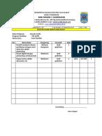 F. PUS.01-01 Daftar Ajuan Kebutuhan Buku