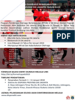 Informasi & Formulir Atlet- Pelatih Ppob Tahun 2019