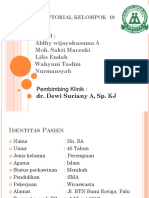 TUTORIAL 1 Unddata Dr Dewi