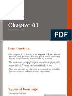 Chapter 03 - Bearings Installation