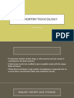 Postmortem Toxicology_Farmasi Forensik
