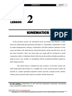 Brilliants Kinematics