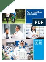 Dvla_ Darya Varia 2015 Annual Report