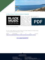El Black Music Festival arrive à l'Estartit