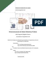 Dimensionamento de redes hidráulicas prediais.pdf