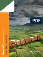 AA Ejemplo 2 de Guía Docente (Geografía; Ed. Castillo).