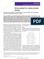 1_Discovery of a Ni-Ga Catalyst for Carbon Dioxide