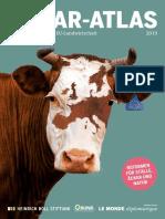 Agraratlas 2019 der Heinrich Böll Stiftung