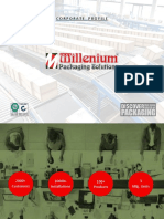 Millenium Packaging Solutions Company Profile