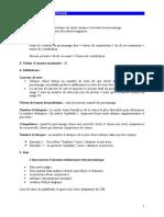 Modifications DD5 vers DD2