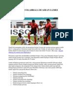 5 Macam Olahraga Di Asean Games